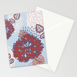 Crisantemo Stationery Cards