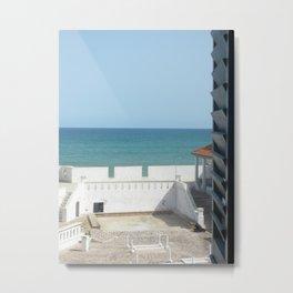 Oceanview Metal Print