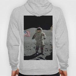 Apollo 17 - Last Man On The Moon Hoody