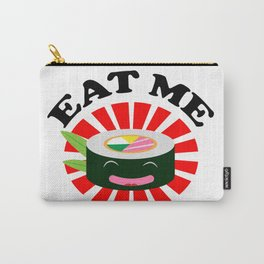 Eat Me Kawaii Sushi Carry-All Pouch