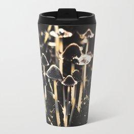 Wild Mushroom's Forest Travel Mug