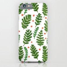 Woodland Foliage Slim Case iPhone 6s