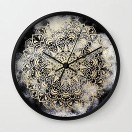 MANDALALAND Wall Clock