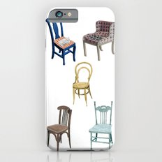 Chairs number 2 Slim Case iPhone 6s