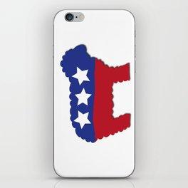 Funny (US) Political Sheep   iPhone Skin