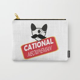 Catty Bo Carry-All Pouch