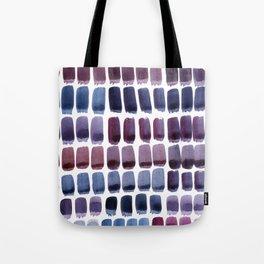 Brushstroke Colour Mixing 1 Tote Bag