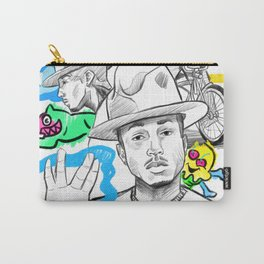 Pharrell's Culture Carry-All Pouch