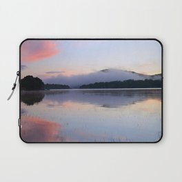 Tranquil Morning in the Adirondacks Laptop Sleeve