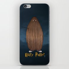 Hairy Potter iPhone & iPod Skin