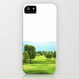 Country Life iPhone Case