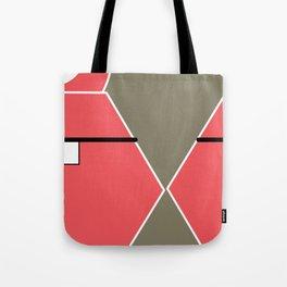 Pocketbook Tote Bag