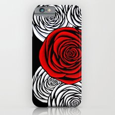Heather's Rose iPhone 6s Slim Case