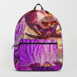 Ethereal Orchid by Sharon Cummings Backpack