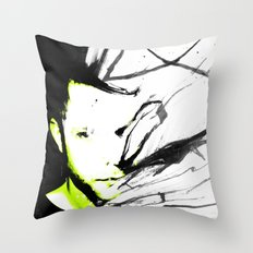 :: black holes and revelations Throw Pillow