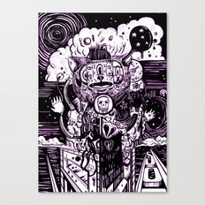 500 Canvas Print
