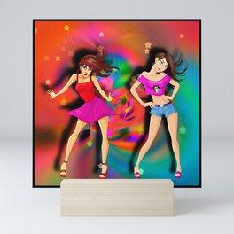 Moves Mini Art Print