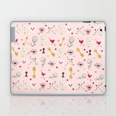 happy valentine Laptop & iPad Skin