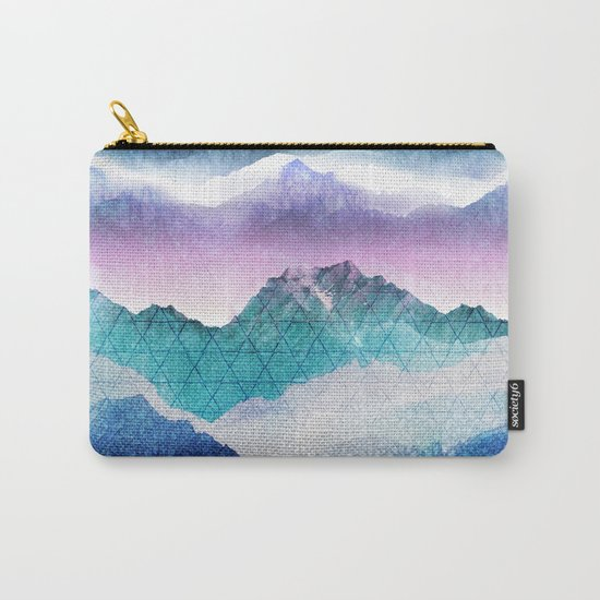 Mountain Dreamscape Carry-All Pouch