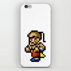 Final Fantasy II - Yang iPhone & iPod Skin