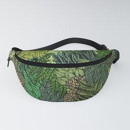Leaf Cluster Fanny Pack