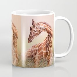 Giraffe: Restful Joy Coffee Mug