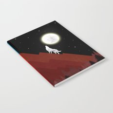 Sun & Moon Notebook