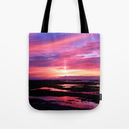 Red Haven Tote Bag