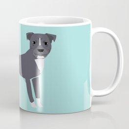 pitbull farting dog cute funny dog gifts pure breed dogs Coffee Mug