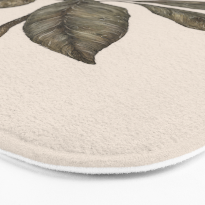 Mountain Laurel Bath Mat