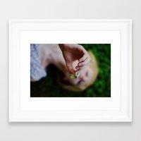 lsd Framed Art Prints featuring lsd by deepinswim