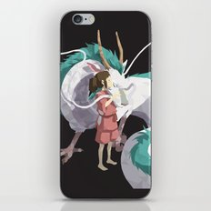 Spirited Away iPhone & iPod Skin