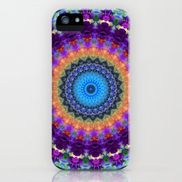 SunshineFlowers iPhone Case