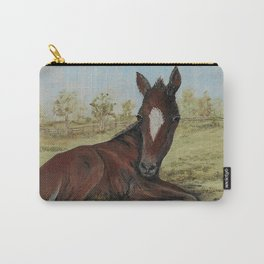 PERFECT POLO PONY Carry-All Pouch