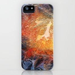 Visages iPhone Case