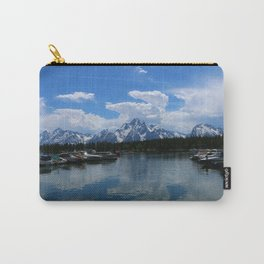 Colter Bay  - Jackson Lake Carry-All Pouch