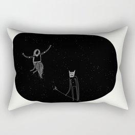 Dispute Rectangular Pillow