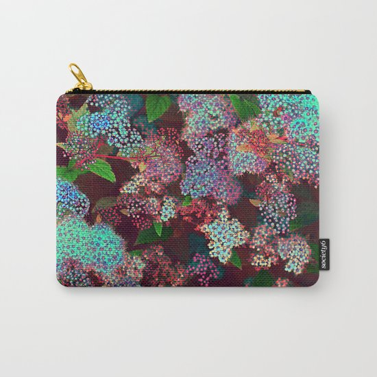 Flower carpet(55) Carry-All Pouch