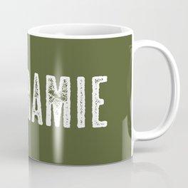 Deer: Laramie, Wyoming Coffee Mug