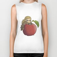 fili Biker Tanks featuring Fili&Apple by AlyTheKitten