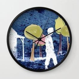 Haenschen klein Wall Clock