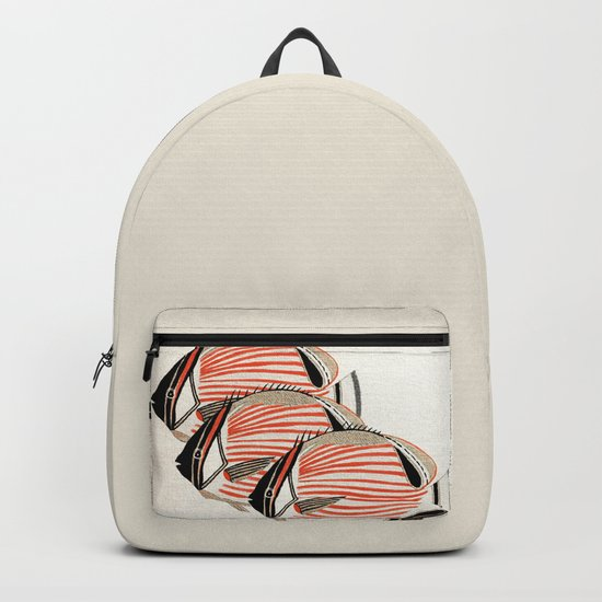 Fresh Fishes Backpack