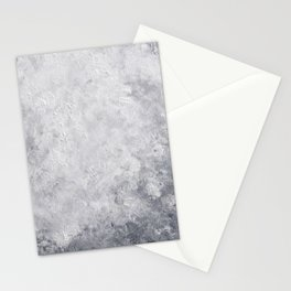 Lunar I – Acrylic Painted Moon Stationery Cards