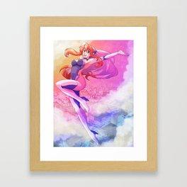 BIRDY SIPHON  Framed Art Print