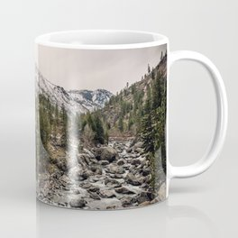 Born To Be Here - Nature Photography Coffee Mug