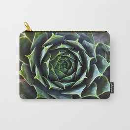 Sacred Succulent Carry-All Pouch
