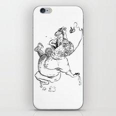 perv iPhone & iPod Skin