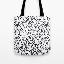 Sequence 11 - Entanglement Tote Bag