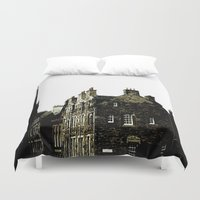 pee wee Duvet Covers featuring WEE TOWN by ..........