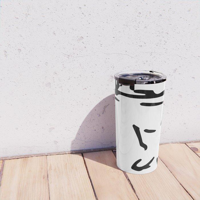 star sandal Travel Mug